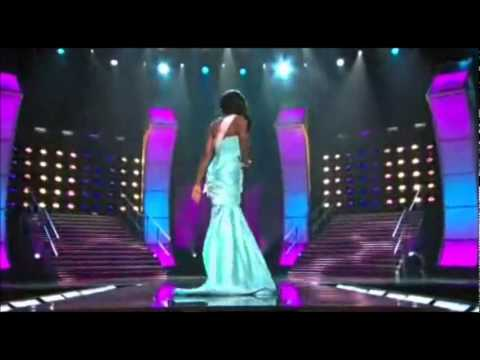 Nicaragua – Preliminary Competition – Evening Gown – Miss Universe 2010 HQ 16:9