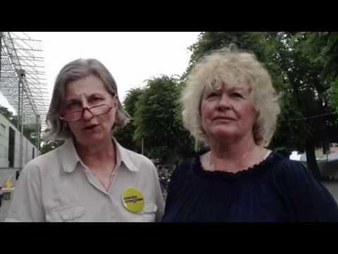 Roks i Almedalen 2012, fredag del 2