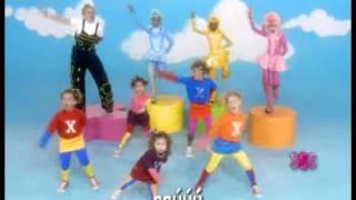 01   Dança do macaco Xuxa   Só paa baixinhos