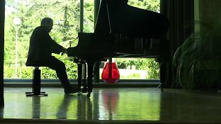 Mise en bouche avant le récital de piano de Matias Olivieri, dimanche 14 mai 2017