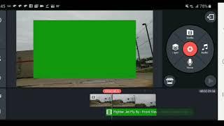 Easy Green Screen Effects in Kinemaster