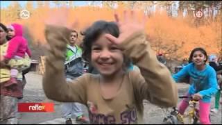 Reportáže z Dobšinej - děti mají děti