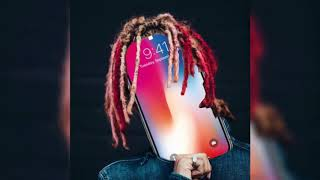 Gucci Gang, but it's rapped by Siri...