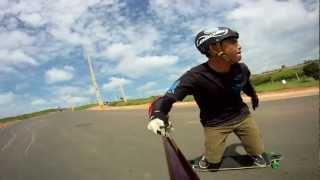 Downhill Freeride Longboard em Bragança