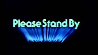 Please Stand By 1981 VHS