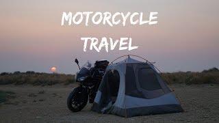 Ninja 650r touring, twisties, and off road (Desert Ep.5)