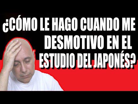 CÓMO HALLAR LA MOTIVACIÓN PARA ESTUDIAR JAPONÉS