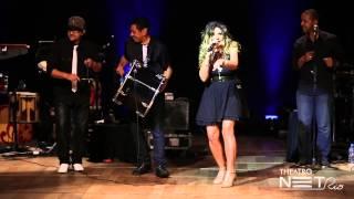 Show de Elba com Fagner