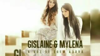 Gislaine & Mylena Sozinho Eu Não Posso PlayBack