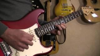 ZZ Top La Grange - Guitar Cover