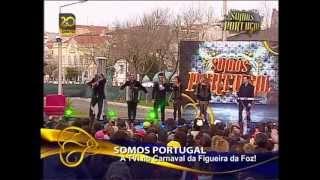 Mundo Novo - Grilinho sai da toca (Somos Portugal - Figueira da Foz)