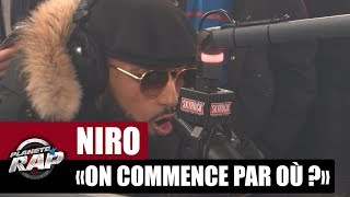 """Niro """"On commence par où ?"""" #PlanèteRap"""
