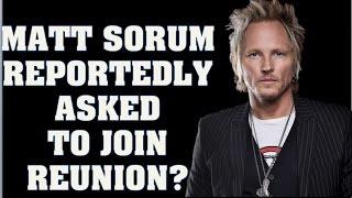 Guns N' Roses News: Matt Sorum Was Reportedly Asked to Join Reunion & Steven Adler Update!