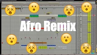 Lets Make an Afro Remix Beat