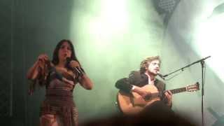 Deolinda - Seja Agora @ Feira Santiago Setúbal 2013