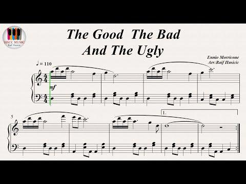 Comment jouer le thème du bon, la brute et le truand au piano