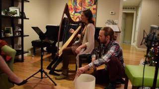 """O Come O Come Emmanuel"" performed by Alisa Healy feat. Maxwell Church"