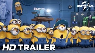 Despicable Me 3 - Official Trailer 2 (Universal Pictures) HD