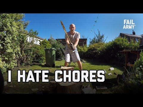 I Hate Chores (July 2020) | FailArmy