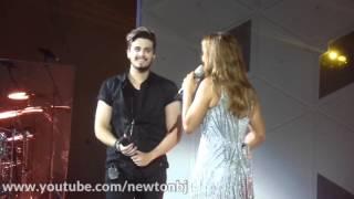 Gravação do DVD Ivete Sangalo Acústico em Trancoso - 08/04/2016 - Zero a Dez (Part.: Luan Santana)