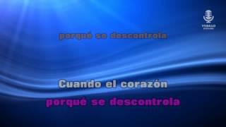 ♫ Karaoke DAME UN BESITO - Ana Malhoa