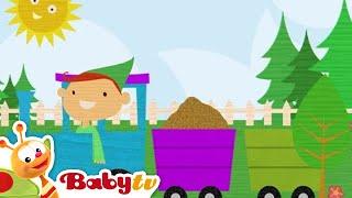 Play Time - Zug-Puzzle, BabyTV Deutsch