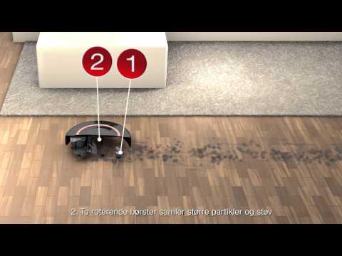 Vileda® Relax Plus Robotstøvsuger