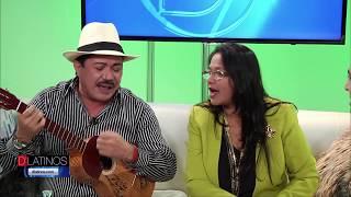 El cantante de música llanera, Luis Silva, llega a Dlatinos