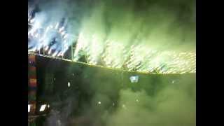 Con fuegos artíficiales, pirotecnia, comienza la Topada Xichú 30 Festival Escena 16