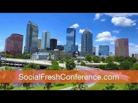 Social Fresh 2015 Promo