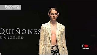 PUEY QUINONES Spring 2020 LAFW by AHF Los Angeles - Fashion Channel