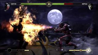 "Mortal Kombat (2011) - ""Another Way to Die - Disturbed"" Music Video"