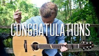 Post Malone - Congratulations - Meets Solo Fingerstyle Guitar