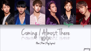VIXX (빅스) – Coming / Almost There / 12345 (다가오네) (Color Coded Han Rom Eng Lyrics)
