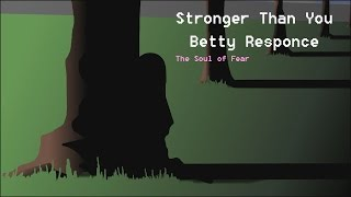 【Glitchtale】Stronger Than You Betty Response