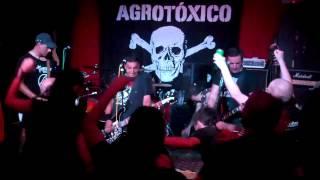 Agrotóxico - O Fim Do Mundo Live in London
