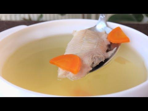 Вкусный Рыбный Бульон | Fish Broth Recipe | Ольга Матвей