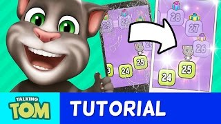 New Phone, Same Talking Tom (Progress Restore Tutorial)