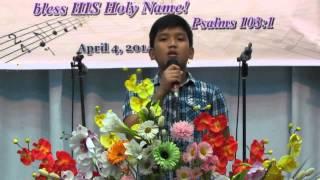 Siya'y Si Hesus - DFC Graduation Recital 2014