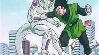 DBZ Fusion Reborn Mystic Gohan vs Frieza theme