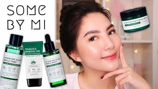 Review & Testing Skincare Korea SOME BY MI + First Impression 🤔