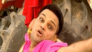 Punjabi Funny Scene - Wife Hitting Husband - Family 422 - Gurchet Chittarkar