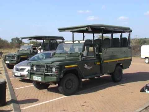 Wyjazd  z Parku Krugera (Phabeni Gate)