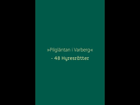 Hyresrätter i Pilgläntan