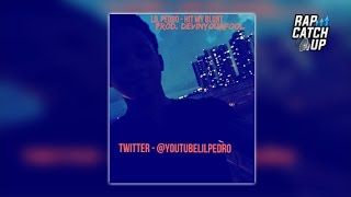 Lil Pedro - Hit My Blunt [Prod. By DevinYouAFool] (Official Audio)