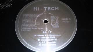 Hi-Tech - 24 / 7 (DJ Shok Prod. 1996)