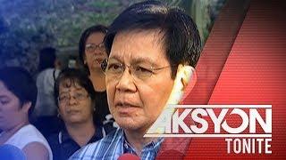 Sen. Lacson, naniniwalang hindi sangkot sa droga si Tanauan City Mayor Halili
