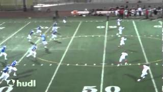 Andrew Reyes- Class of 2017, Freshman Varsity Highlights
