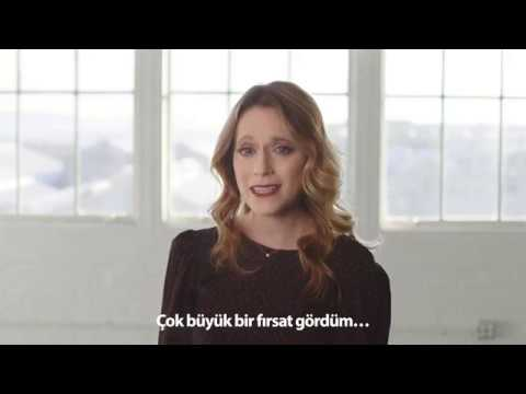Visa Everywhere Initiative Global Women's Edition – Türkçe altyazılı