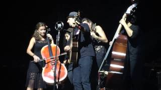 Jason Mraz - Massey Hall - Toronto- You Can Rely On Me